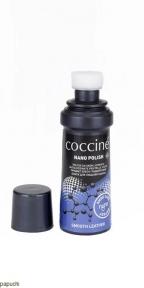 Рідка паста-блиск для чорної шкіри Coccine nano Polish